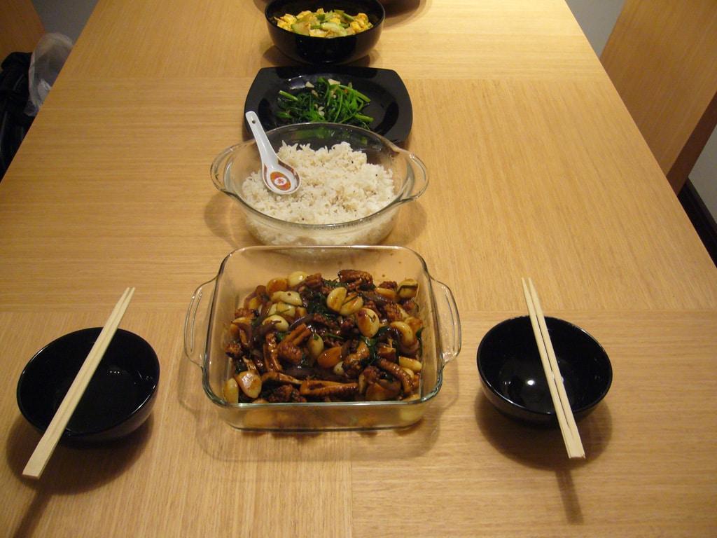 Cuisine chinoise la maison for Cuisine chinoise