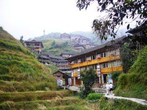 Longsheng longji ping an guangxi muraille de chine blog - Village de chine le mans ...