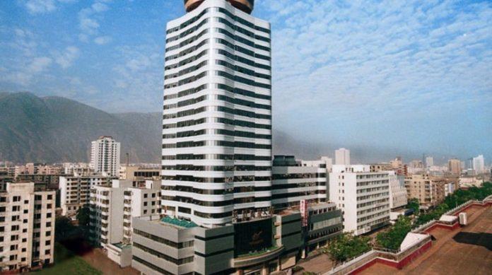 Chine Hotel Restaurant Panoramique