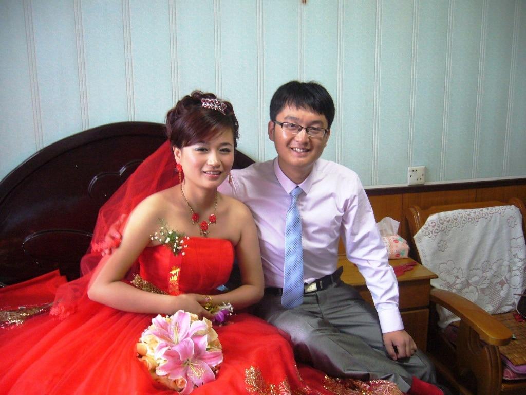 Mariage avec une chinoise en france