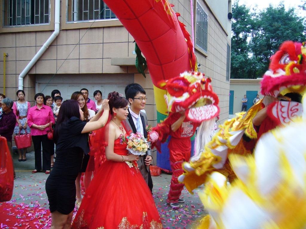 Mariage coren - Les coutumes de mariage des personnes